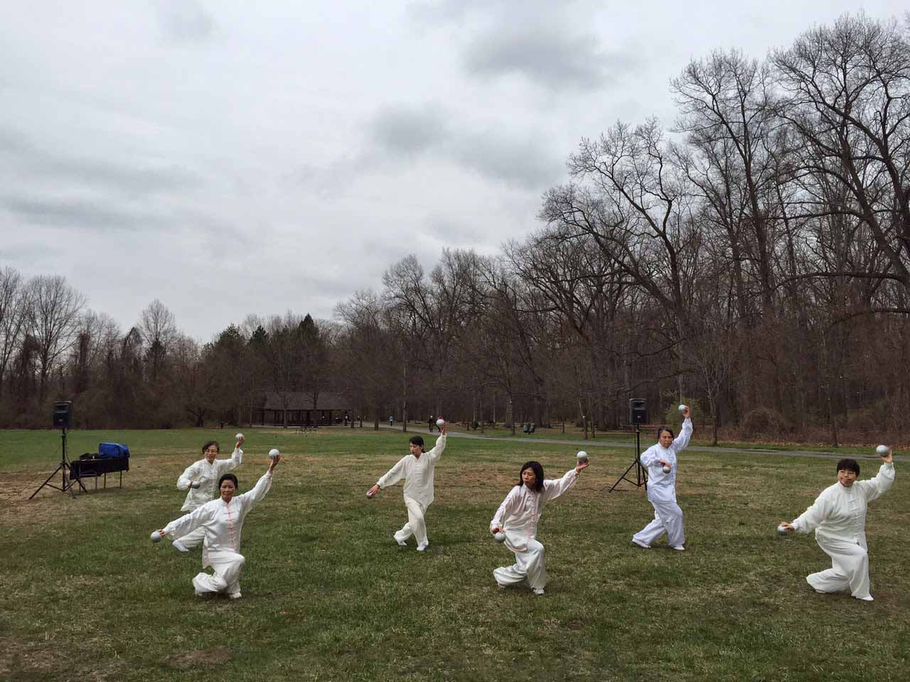 TaiChi and QiGong Club|Chinese Association of Greater Toledo
